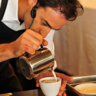 """Мастеркласс: """"Кофе-арт"""""""