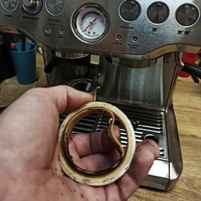 Диагностика кофемашины Kaffit